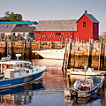 Rockport Motif by Susan Cole Kelly