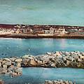 Rockports Motif And Bearskin Neck by Jeff Folger