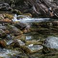 Rocks And Little Water by Buck Buchanan