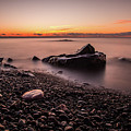 Rocks And Water by Linda Ryma