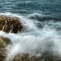Rocks Awash by Glenn Forman