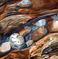 Rocks by Julie Pflanzer