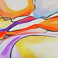 Rocks N Shadows  by Expressionistart studio Priscilla Batzell