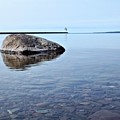 Rocks Of Lake Superior 10 by Jimmy Ostgard