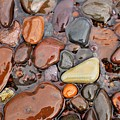 Rocks Of Lake Superior 12 by Jimmy Ostgard