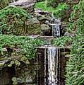 Rockwaterfall by S Paul Sahm