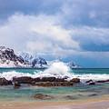 Rocky Beach by Adrian Salcu