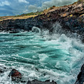 Rocky Coast by Christopher Holmes