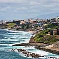Rocky Coast Of Puerto Rico by Darryl Brooks