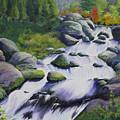 Rocky Creek by Karen Stark