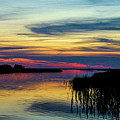 Rocky Creek Sunset by Charlie Grindrod