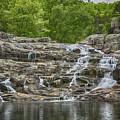 Rocky Falls Ozark National Scenic Riverways Dsc02788 by Greg Kluempers