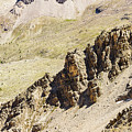 Rocky Landscape - 3 - French Alps by Paul MAURICE