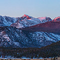 Rocky Mountain National Park First Light Panorama by James BO Insogna