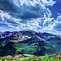 Rocky Mountain National Park I by Dave Thompsen
