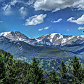 Rocky Mountain National Park IIi by Dave Thompsen