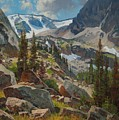 Rocky Mountain National Park by Lanny Grant