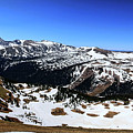 Rocky Mountain National Park Pano 2 by Judy Vincent