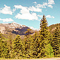 Rocky Mountain Panorama by George Lehmann