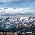 Rocky Mountain Panorama by Susan Rissi Tregoning
