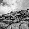 Rocky Mountain Rocks  by John McGraw