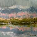 Rocky Mountain Spring by Donna Thomas