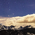 Rocky Mountain Star Gazing Panorama by James BO Insogna