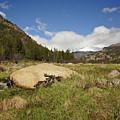 Rocky Mountain Valley by Brian Kamprath