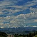 Colorado Rocky Mountain High by Christopher James