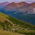 Rocky Mountain Wilderness by Darren  White