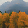 Rocky Mountains Colorado Autumn  by Dan Sproul