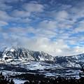 Rocky Mountains by Samantha Burrow