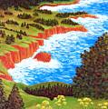 Rocky Oregon Coast by Frederic Kohli