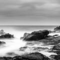 Rocky Shore by Bert Geoghegan