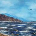 Rocky Shores by Tony Rodriguez