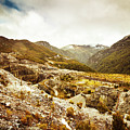 Rocky Valley Mountains by Jorgo Photography - Wall Art Gallery