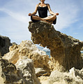 Rocky Yoga by Kicka Witte - Printscapes