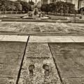 Rocky's Footprints by Jack Paolini