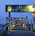 Rod And Reel Pier by HH Photography of Florida