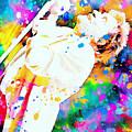 Rod Stewart by Rosalina Atanasova