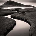 Northton Saltmarsh by Dave Bowman