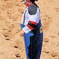 Rodeo Clowns by Cheryl Poland