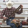 Rodeo Cowboy by Jack Dagley