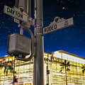 Rodeo Dr. And Dayton Way by Robert Hebert