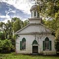 Rodney Baptist Church by Joan McCool