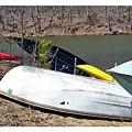 Rowboats Ashore  by Iris Posner