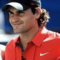 Roger Federer In Attendance For Arthur by Everett