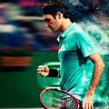 Roger Federer by Yordan Rusev