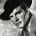 Roger Moore Hollywood Actor by Mary Bassett