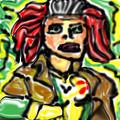 Rogue by Blind Ape Art
